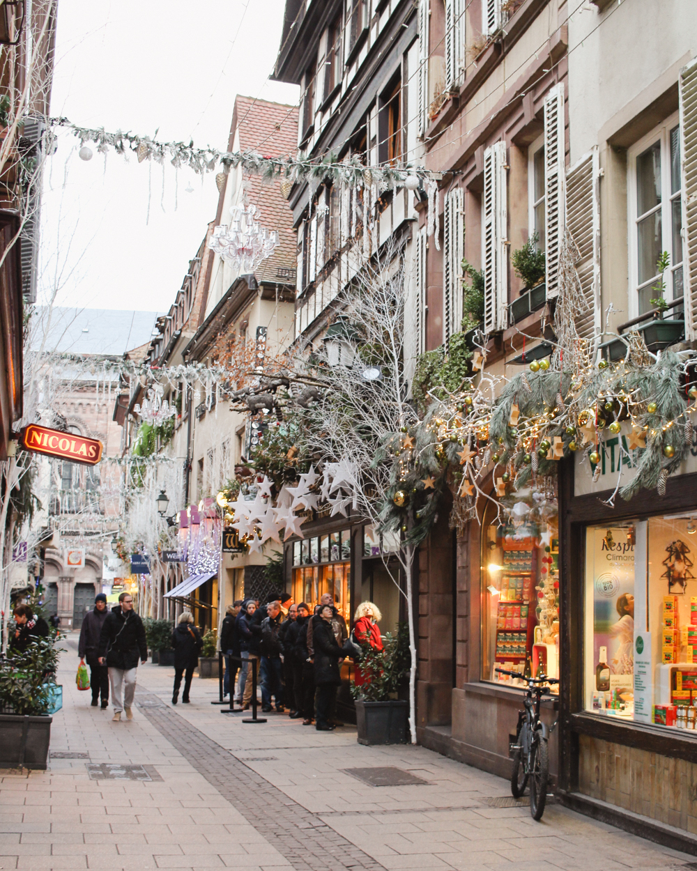 Strasbourg, France | Capital of Christmas- Naegel