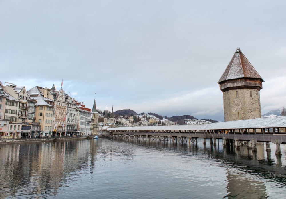 European Cities to Visit this Winter-- Lucerne