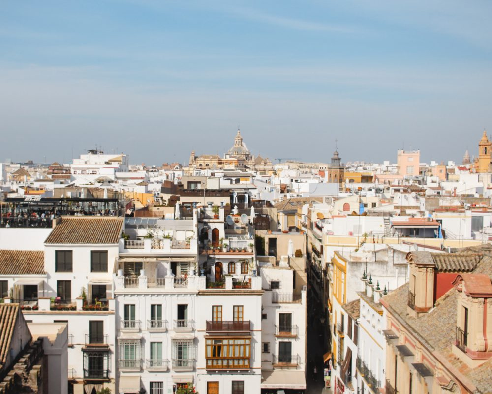 European Cities to Visit this Winter-- Seville