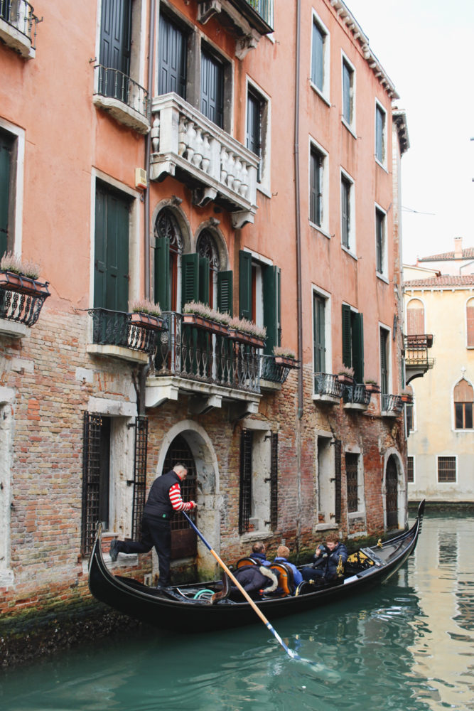 European Cities to Visit this Winter-- Venice