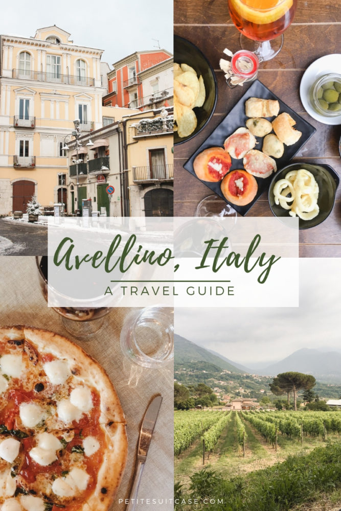 Travel Guide to Avellino, Italy | Where to eat and the best wineries in Irpinia. #italy