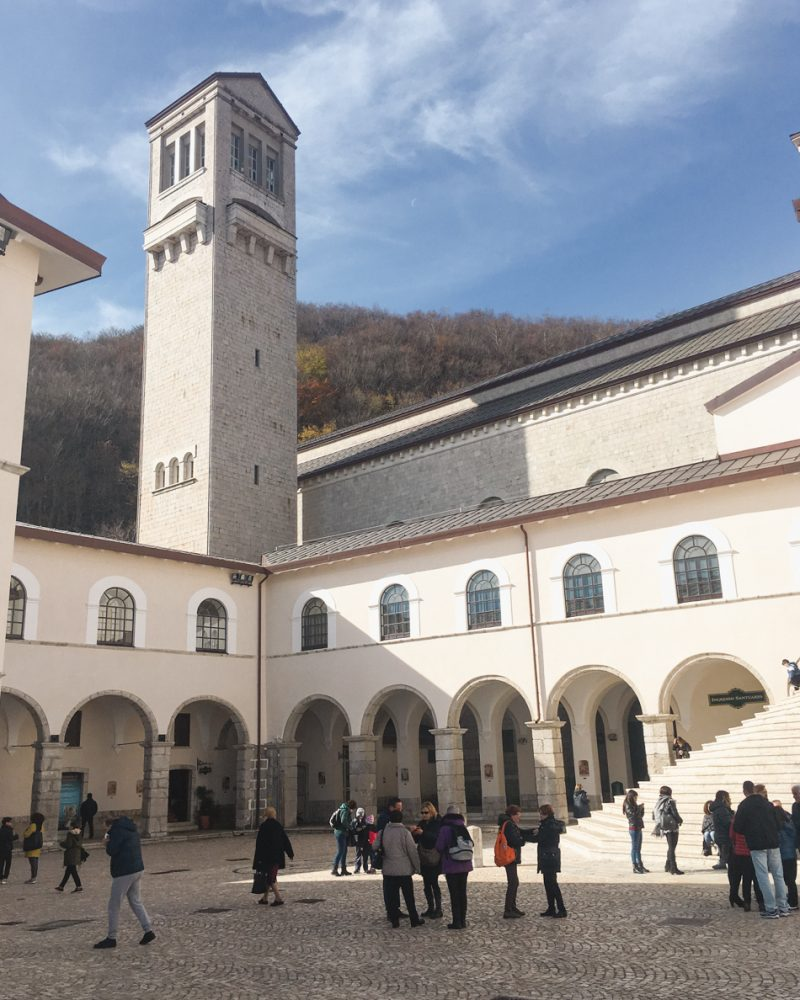 Travel Guide to Avellino, Montevergine