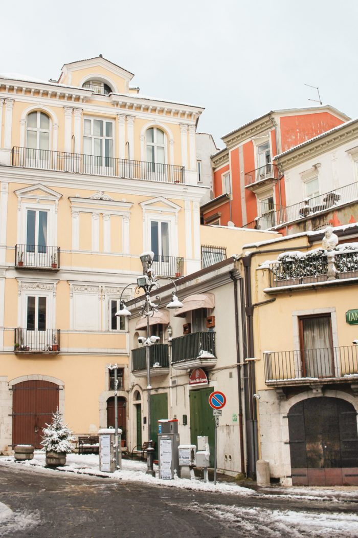 Travel Guide to Avellino, Italy