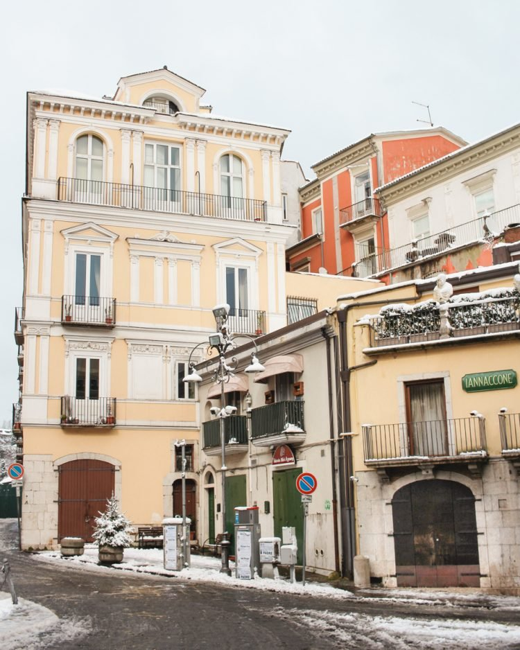 Travel Guide to Avellino