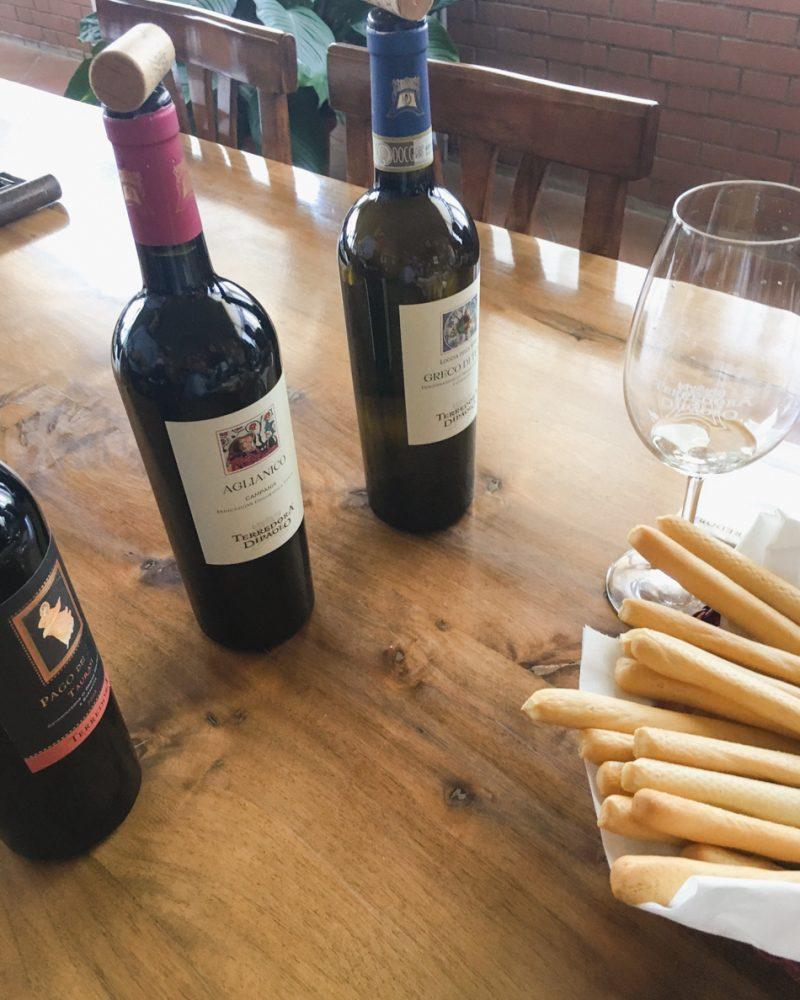 Avellino Wineries | Italy | Terradora di Paolo