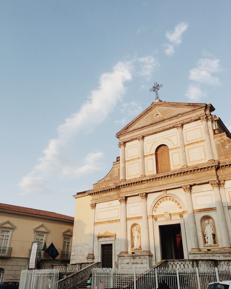 Travel Guide to Avellino | Cathedral