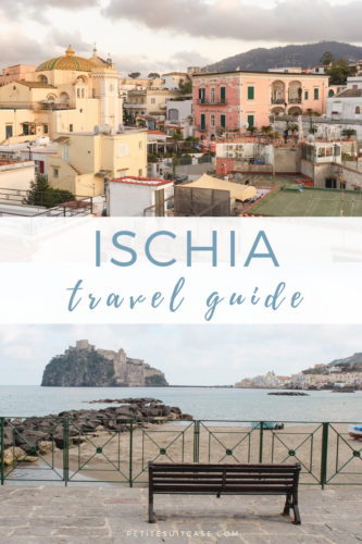 Ischia Travel Guide - Where to stay, how to get there, things to do and where to eat. #travel #italy