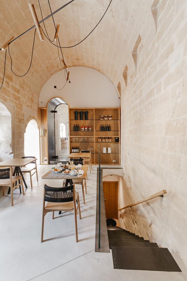 Guide to Matera- Where to stay