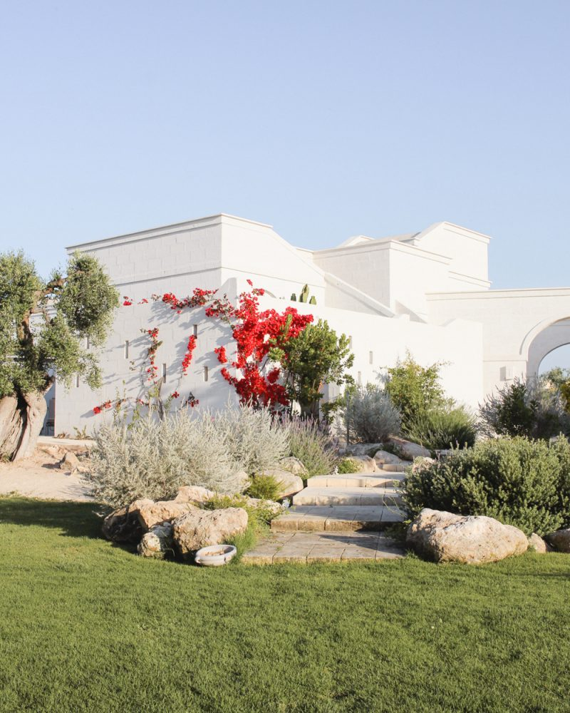 Where to Stay in Puglia - Masseria San Francesco