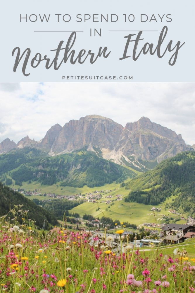 10 Days in Northern Italy | Dolomites