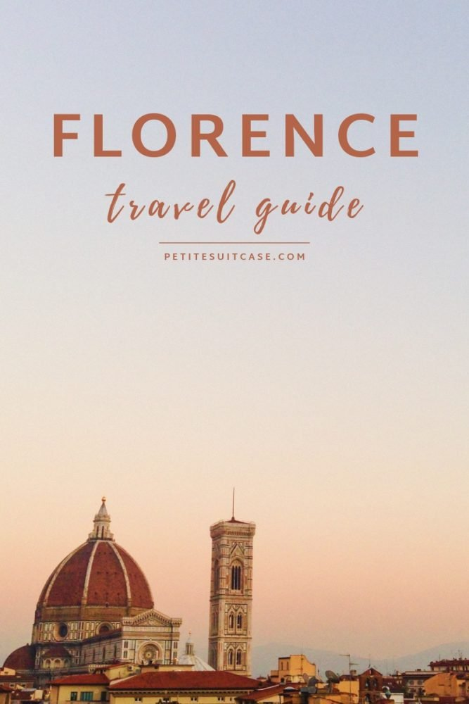 Florence Travel Guide | Where to stay, the best places to eat and all the things you can't miss in Florence, Italy | Travel Tips