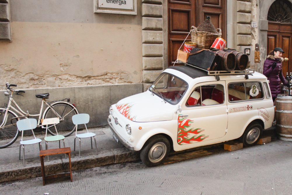 La Prosciutteria Florence