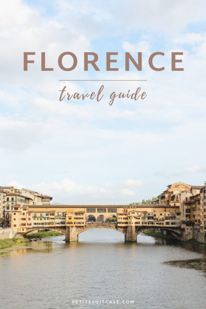 Florence Travel Tips | Where to stay, the best places to eat and all the things you can't miss in Florence, Italy.