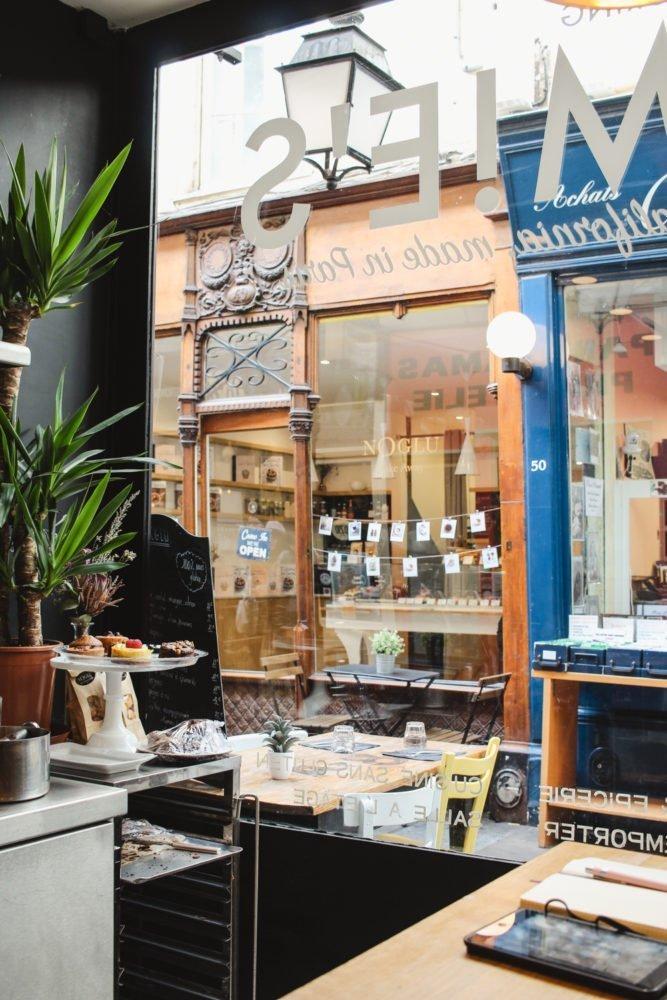 Noglu Gluten Free Restaurant in Paris