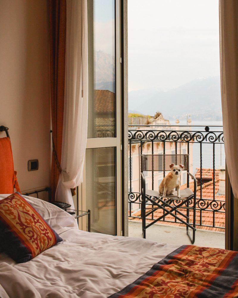 Lake Como Hotel - Italy Itinerary