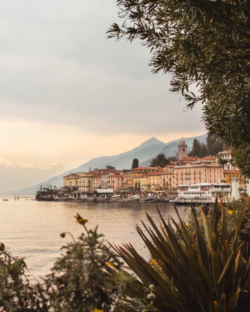 Northern Italy Itinerary - Lake Como