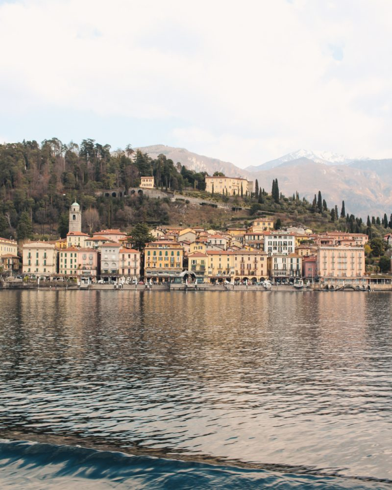 Northern Italy Itinerary Lake Como