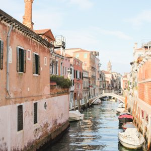 Venice Canals | Northern Italy Itinerary