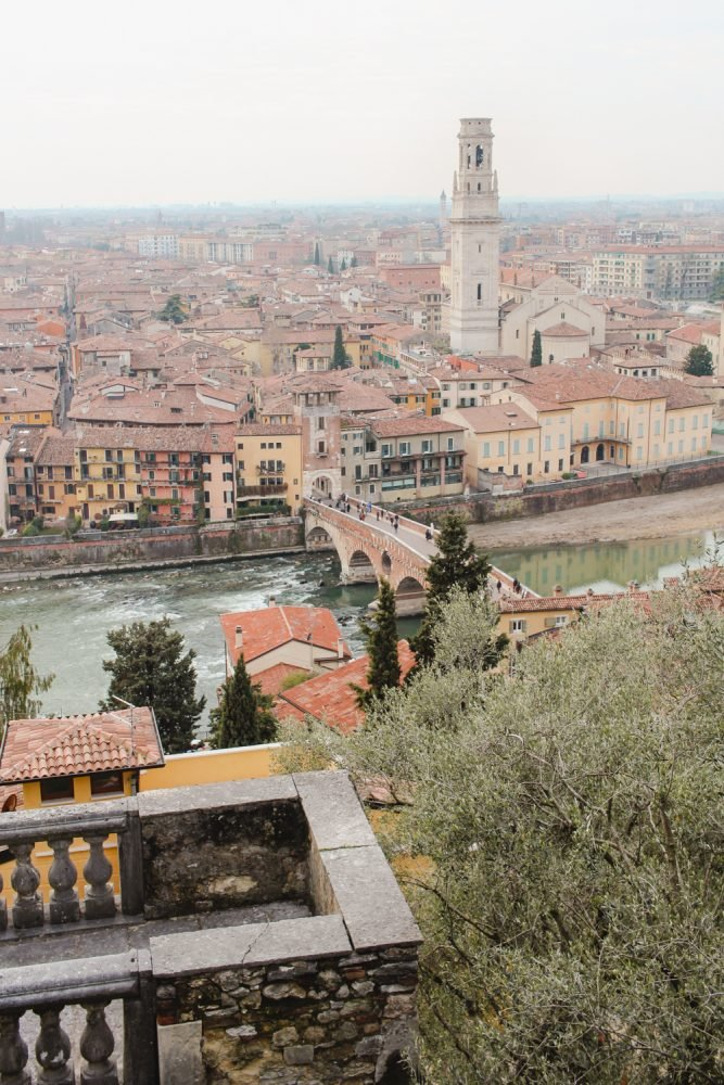 Verona - Northern Italy Itinerary