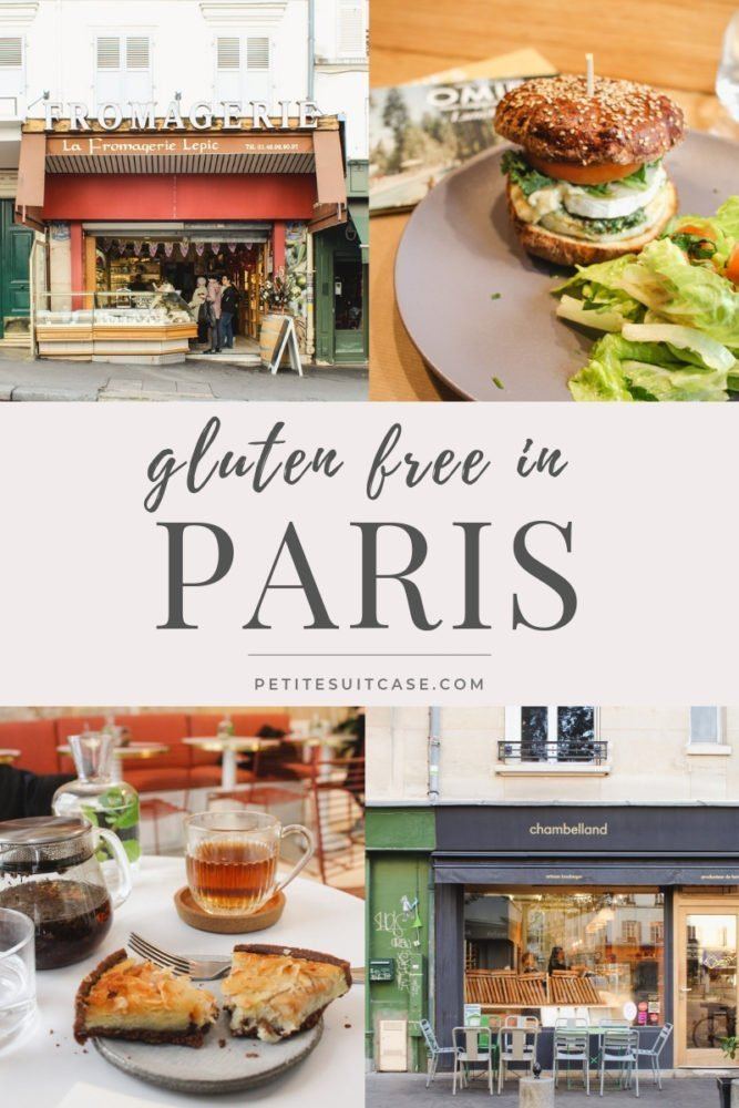 Gluten Free Guide to Paris | Where to eat gluten free and tips from a celiac.