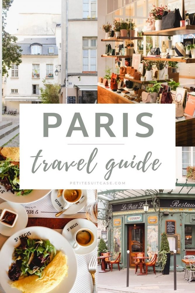 Paris Travel Guide- Where to stay, places to eat, things to do and more Paris travel tips | #paris