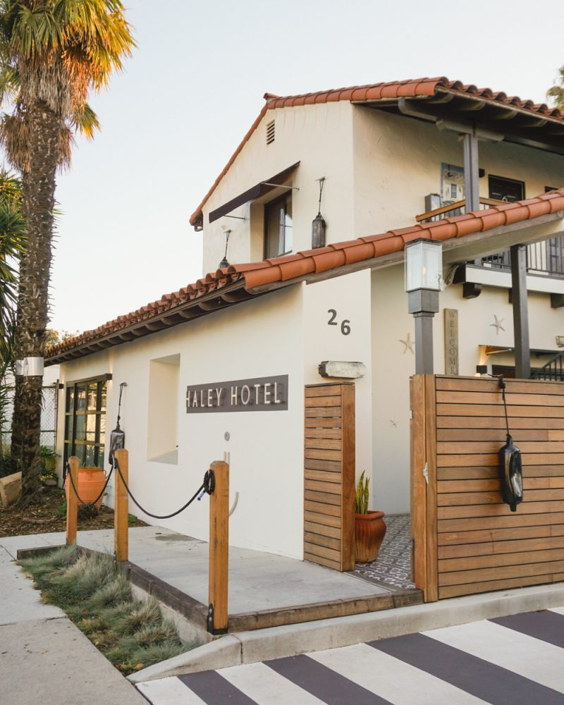 Haley Hotel - Santa Barbara