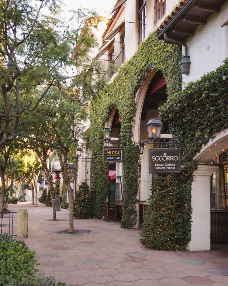 State Street Santa Barbara