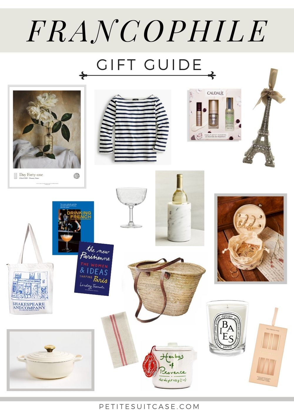 Gift Guide for France Lovers