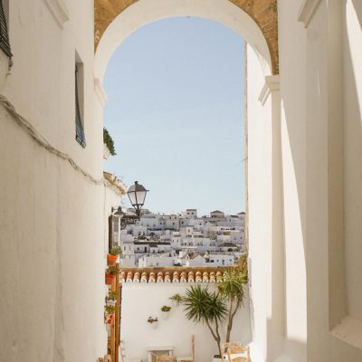 One Day in Vejer de la Frontera