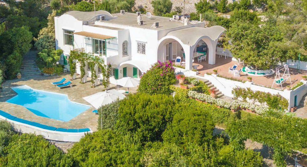 Villa in Capri