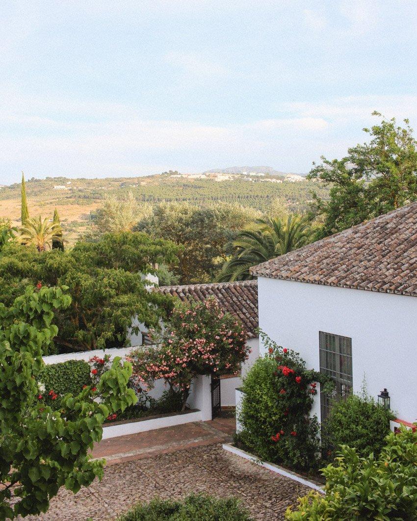 Hacienda in Ronda, Spain
