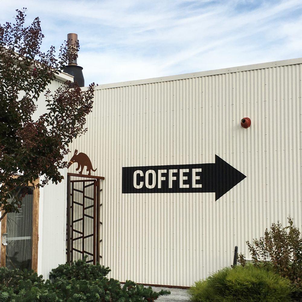 Temple Coffee. Sacramento. California
