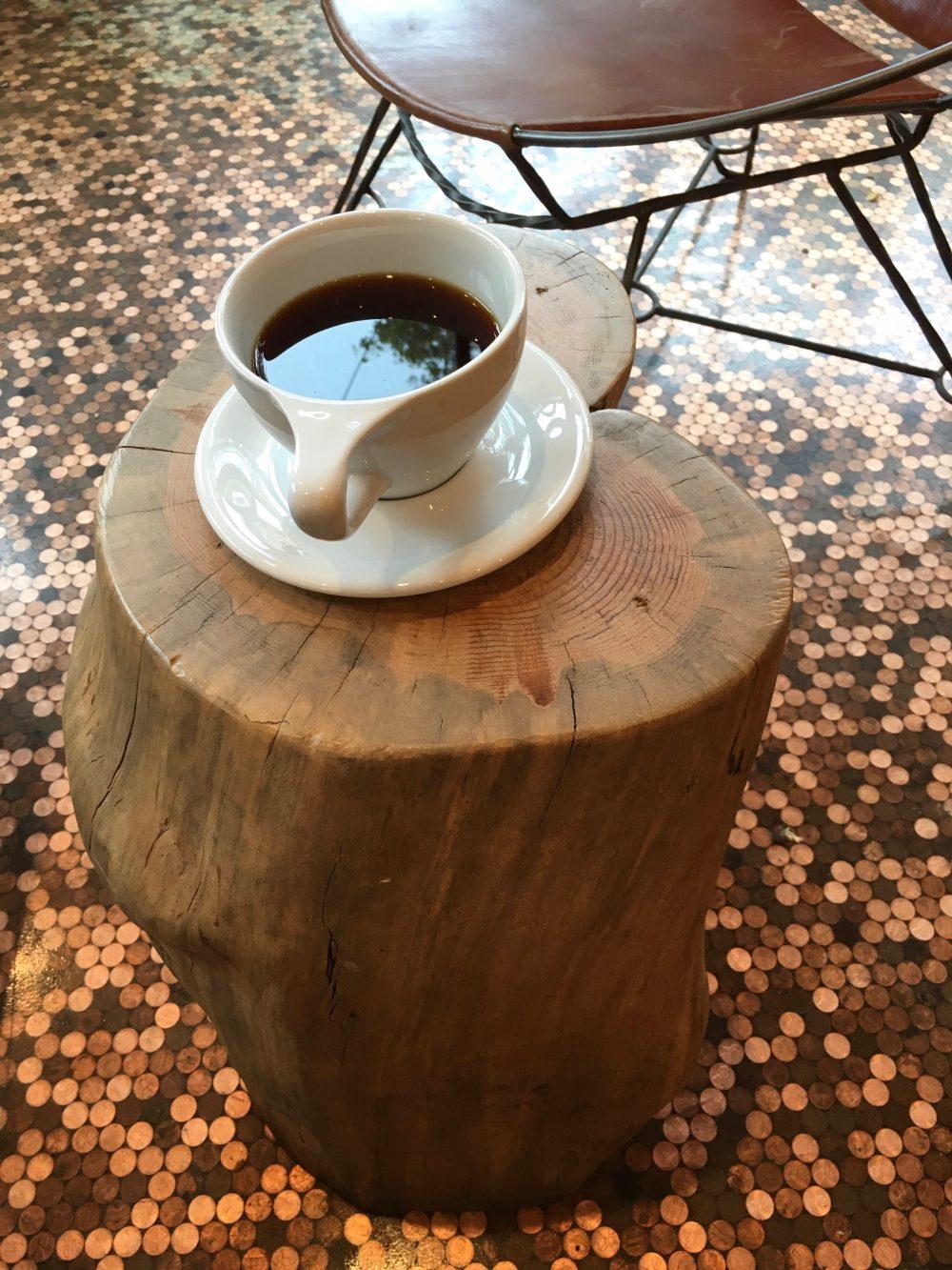 Temple Coffee. Sacramento, California.