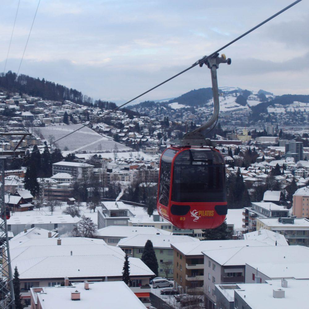 Mount Pilatus. Lucerne, Switzerland.-1